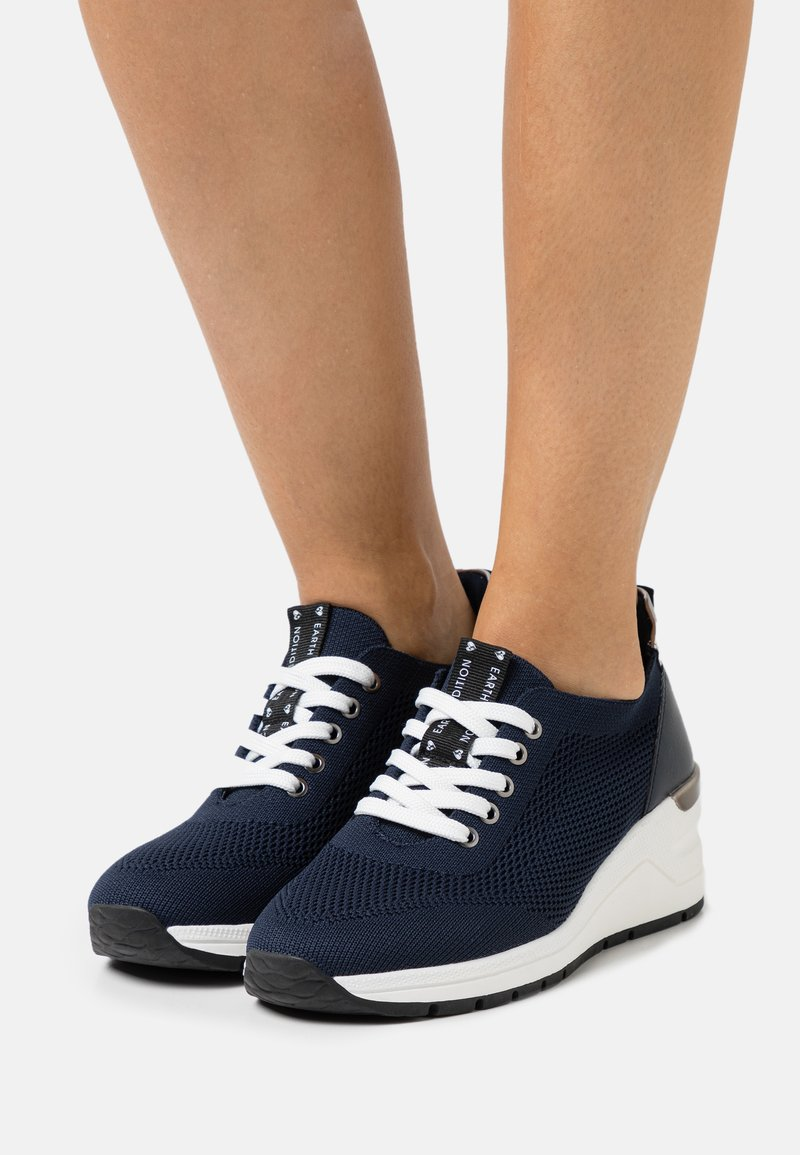 Marco Tozzi - Sneakers laag - navy