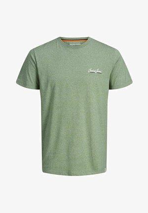 T-shirt basic - sea spray