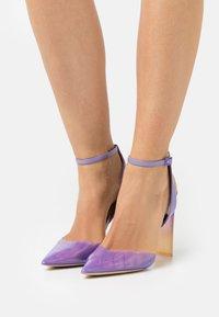 ALDO - ARADDA - Classic heels - purple - 0