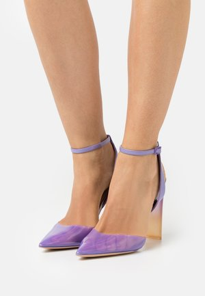 ARADDA - Klassiske pumps - purple