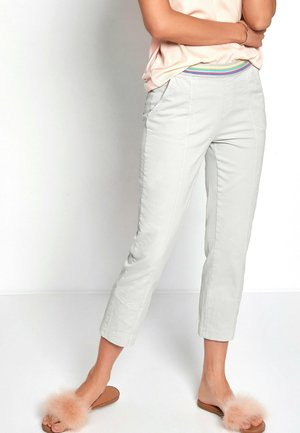 SUE - Trousers - lightgrey