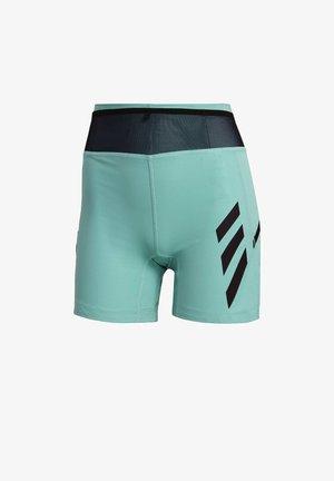 W AGR PRO SHORT - Pantalón corto de deporte - green