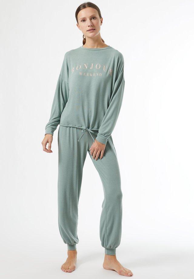Piżama - green