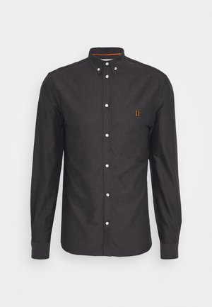 OLIVER OXFORD SHIRT - Camicia - black/charcoal