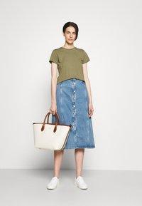 Polo Ralph Lauren - Basic T-shirt - basic olive - 1