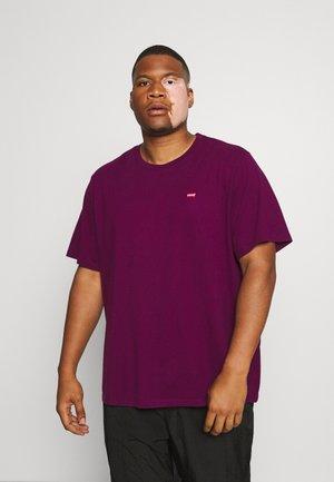 BIG ORIGINAL TEE - Basic T-shirt - plum caspia