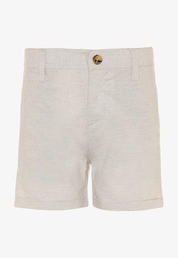 NKMFALCON  - Trousers - white pepper