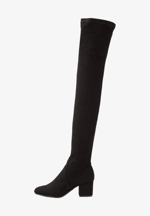 ISAAC - Stivali sopra il ginocchio - black