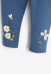 Next - 2 PACK BUTTERFLY - Leggings - Trousers - yellow, blue, white - 4
