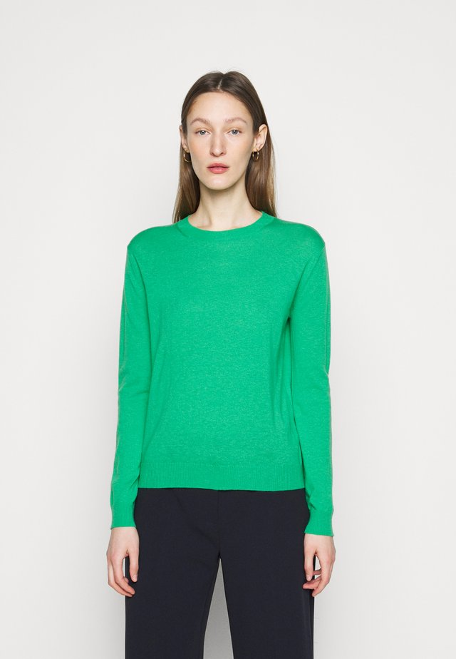NADA - Jumper - smaragdgrün