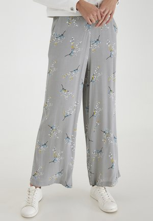 IHFIROLLA - Trousers - alloy