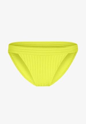 TEXTURED PANT - Bikinibroekje - lime