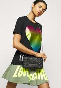 Love Moschino - Across body bag - nero - 0