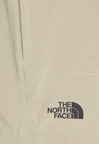 The North Face - PARAMOUNT ACTIVE - Sportovní kraťasy - beige - 2