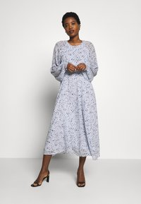 InWear - REBECCAIW DRESS - Robe longue - blue - 0