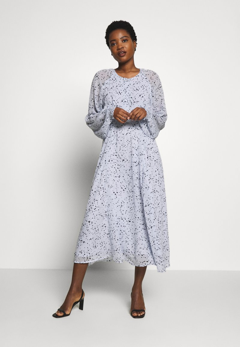 InWear - REBECCAIW DRESS - Robe longue - blue