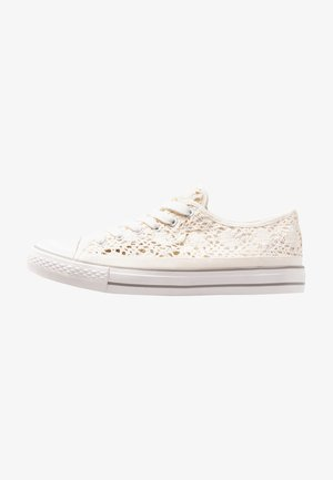 NINA - Sneakersy niskie - white