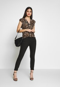 River Island - Jeansy Skinny Fit - coal - 1
