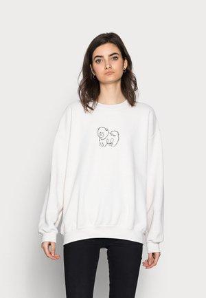 POM DOG LINE - Sweater - stone