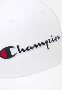 Champion Reverse Weave - BASEBALL UNISEX - Keps - white - 3
