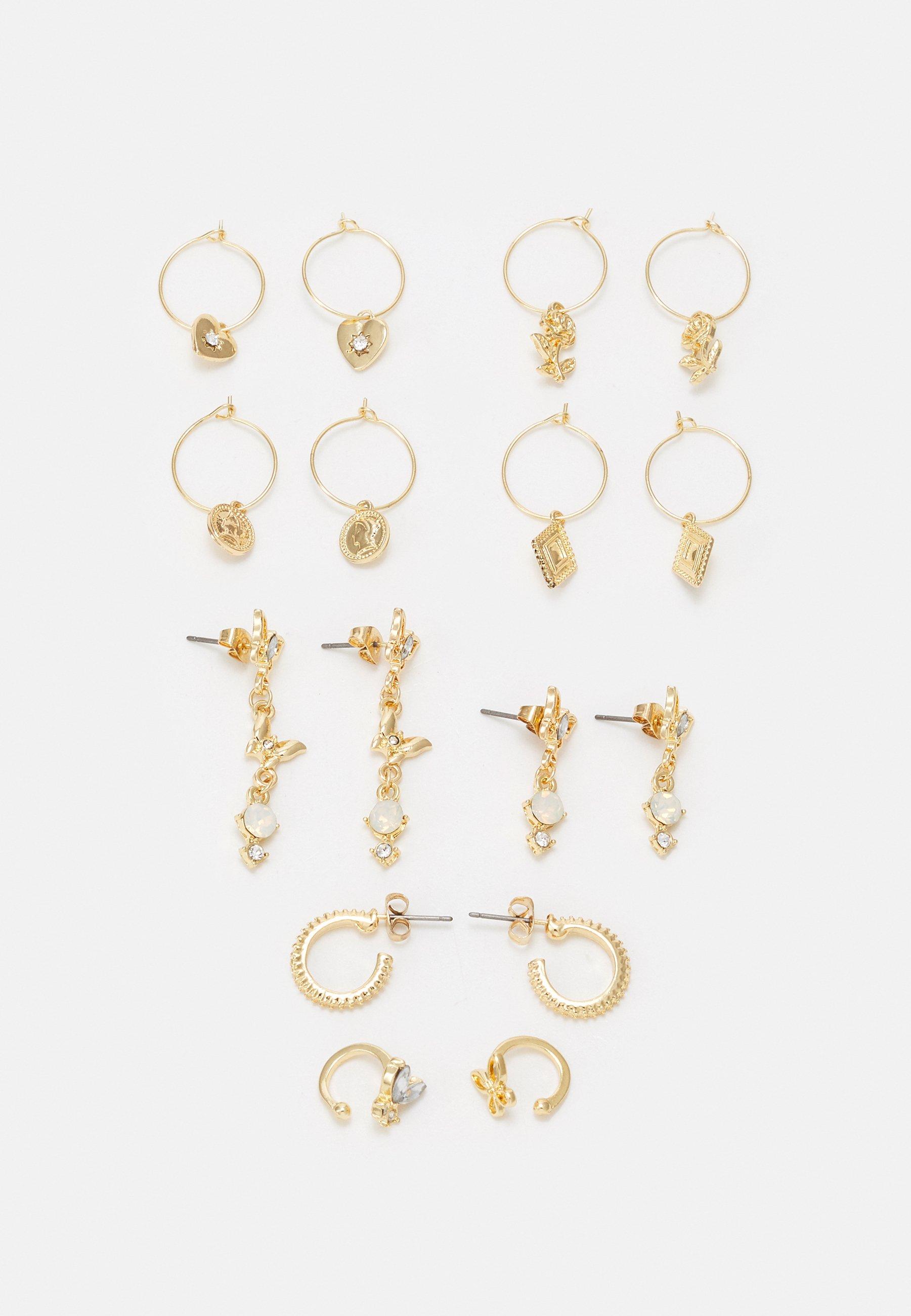 Women EARRINGS 8 PACK - Earrings