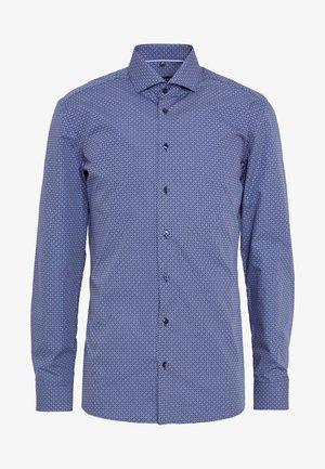 SLIM FIT HAI-KRAGEN - Formal shirt - navy
