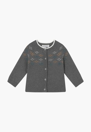 JANU BABY - Cardigan - dark grey