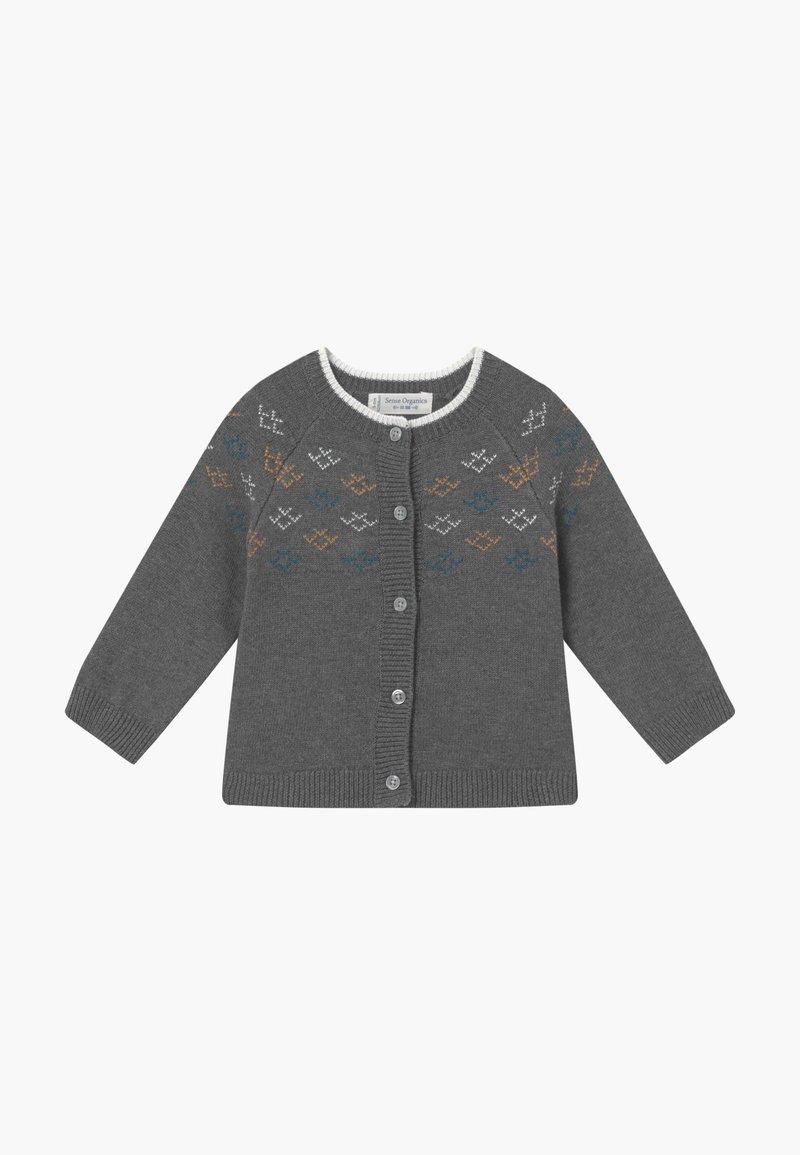 Sense Organics - JANU BABY - Vest - dark grey