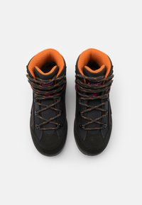 Lowa - KODY III GTX MID JUNIOR UNISEX - Hiking shoes - anthrazit - 3