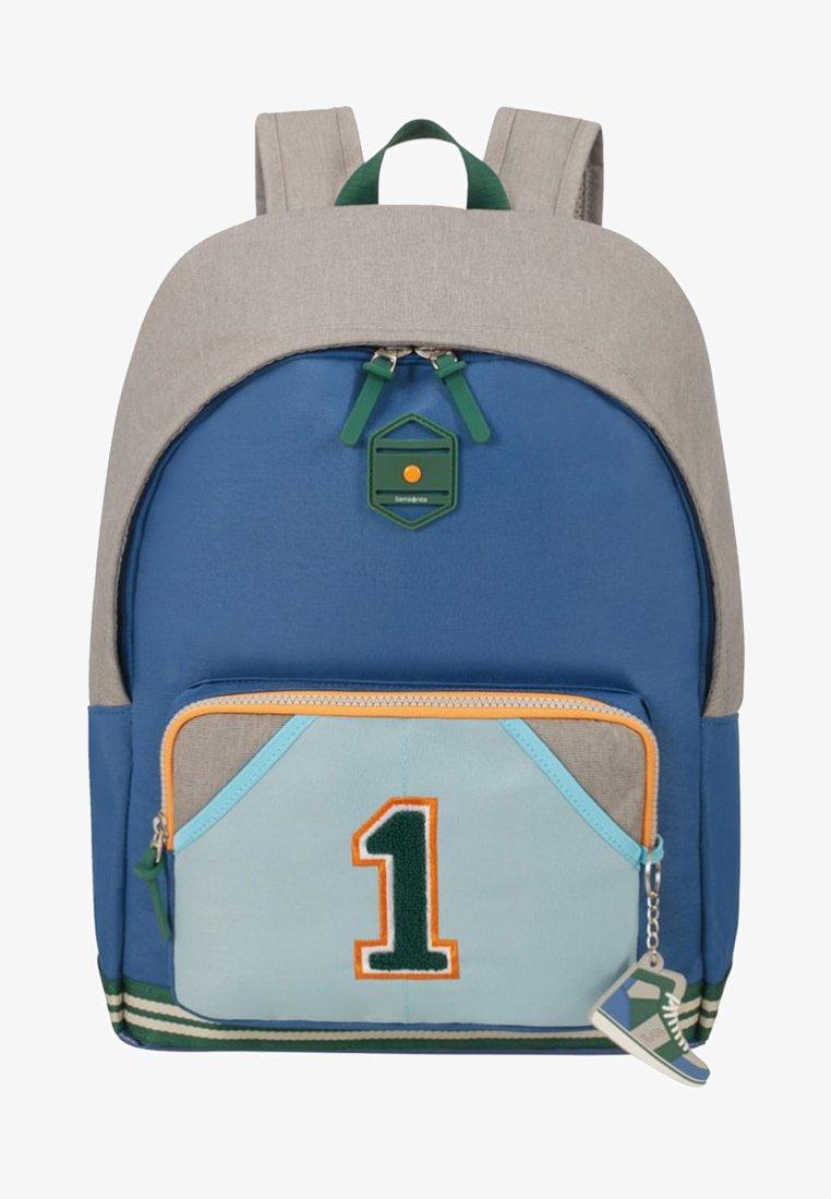 Samsonite - SCHOOL SPIRIT - School bag - varsity grey