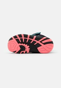Kappa - TEX UNISEX - Winter boots - navy/pink - 4