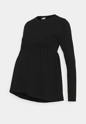 MLMONICA  - Long sleeved top - black