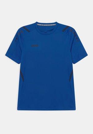 CHALLENGE UNISEX - T-shirt print - royal/marine