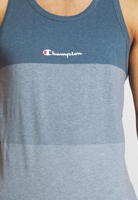 Champion - ROCHESTER ECO SOUL SHIRT - Top - light blue - 5