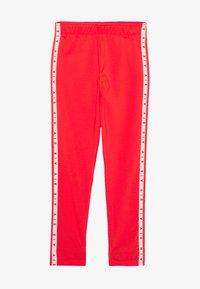 Nike Sportswear - AIR FAVORITES - Leggings - light crimson/washed coral - 2