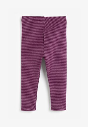 SOFT TOUCH - Leggings - Trousers - purple