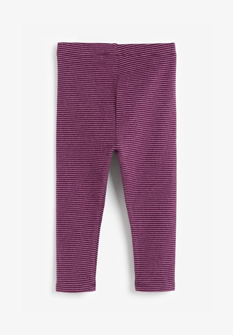 Next - SOFT TOUCH - Leggings - Trousers - purple
