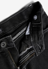 LMTD - Straight leg jeans - black denim