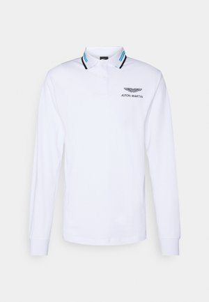 TIPPED - Poloshirts - white