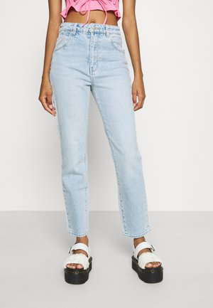 DUSTERS - Slim fit jeans - eco erin blue