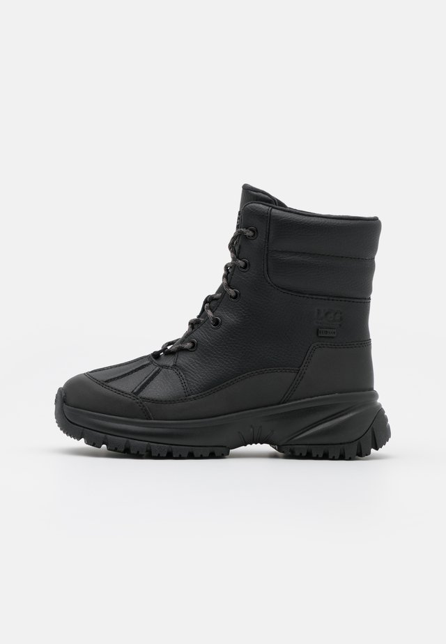 YOSE - Snowboot/Winterstiefel - black