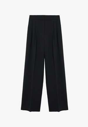 OHIO - Trousers - zwart