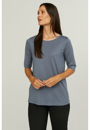 T-shirt basic - grisaille