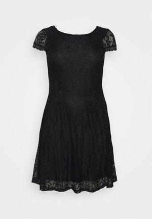 VMSASSA SHORT DRESS - Hverdagskjoler - black