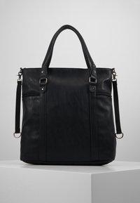 Kidzroom - DIAPERBAG KIDZROOM PRECIOUS - Baby changing bag - black - 2