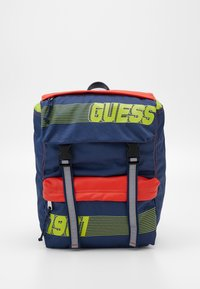 Guess - LEWIS BACKPACK - Rugzak - blue - 0