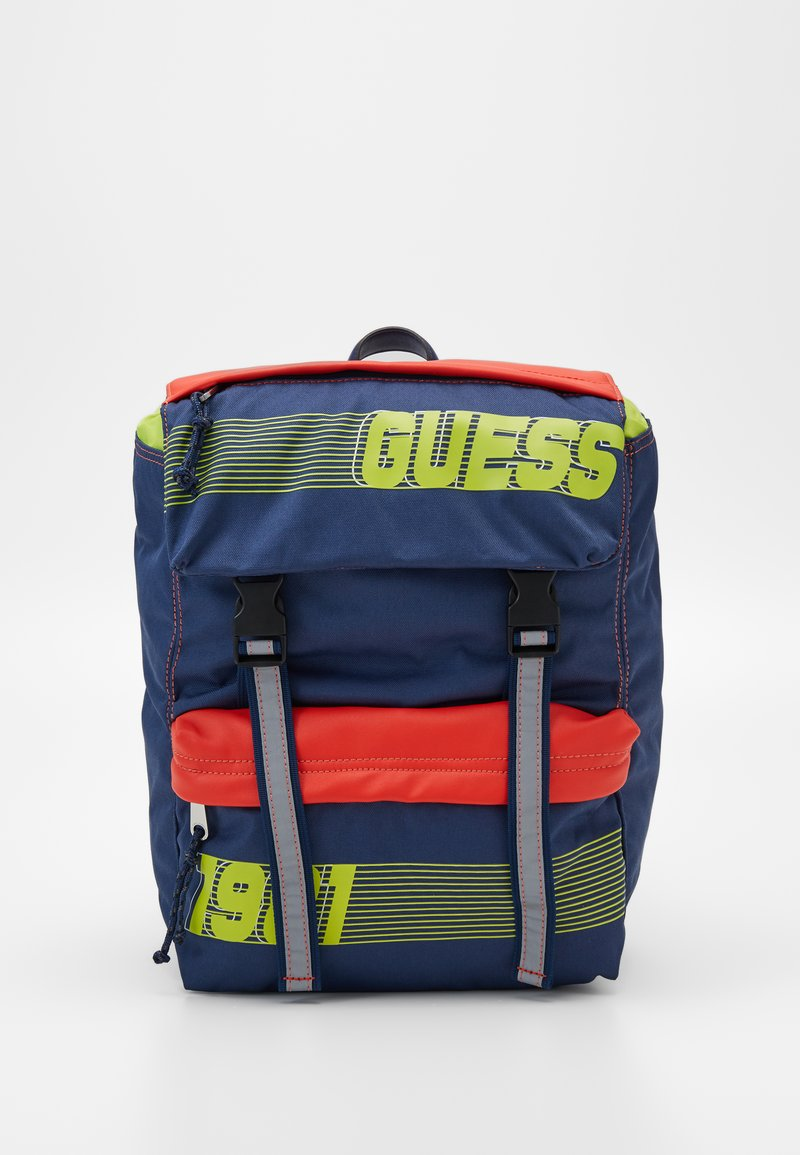 Guess - LEWIS BACKPACK - Rugzak - blue