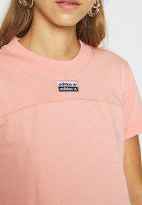 adidas Originals - TEE - T-shirts print - trace pink - 5