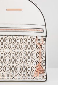 ALDO - PROSNA - Rucksack - bright white/rose gold - 5