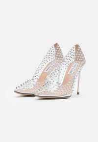 Steve Madden - VALA - High heels - clear - 2